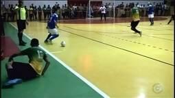 Itapeva e Itapetininga empatam pela semifinal da Copa TV TEM e farão jogo de volta