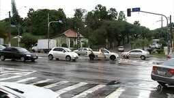 Chuva causa transtornos aos moradores de Jundiaí