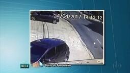 Câmeras flagram ações de assaltantes contra motoristas no Recife