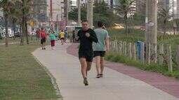 Corredor amador perde 19 kg em quatro meses