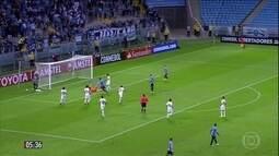 Veja gols de partidas da Copa do Nordeste e da Libertadores