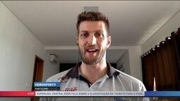 Éder elogia Cruzeiro, mas destaca potencial do Taubaté na final da Superliga masculina