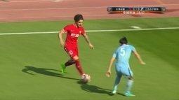 Pato marca duas vezes e Tianjin Quanjian empata com o Jiansu Suning pelo Campeonato Chinês