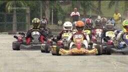 Veja como foi a Copa Litoral de Kart