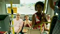 Bolsa no ônibus III