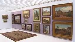 'Guignard e a paisagem mineira' faz panorama da arte e pode ser vista em BH