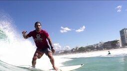 Mistura ou parceria? Conheça o campeonato de surfe exclusivo para faixas pretas