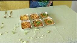 Administradora ensina como fazer receita de prato paraguaio chamado 'chipaguaçu'