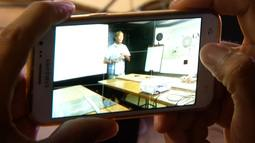 Produção audivisual com pouco investimento e muita criatividade na tela do celular