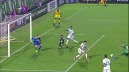 Melhores momentos: Chapecoense 1 x 0 Palmeiras pela 2ª rodada do Brasileirão