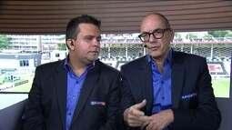 Lédio diz que Bahia jogou bem apesar da derrota e foi prejudicado pela arbitragem
