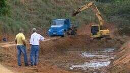 Contrução de barragens em Colatina traz esperança de boa colheita aos produtores rurais