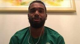 Luiz Antônio comenta possível perda de pontos da Chapecoense na Libertadores
