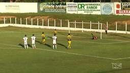 Na sua estréia nacional, Cordino vence o Santos-AP na Série D