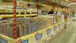 Produtos típicos de festas religiosas movimentam vendas nos supermercados