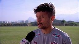 Gustavo Scarpa comenta retorno ao Fluminense após lesão
