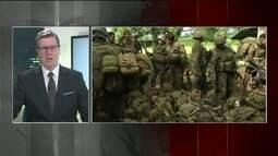 Exército das Filipinas luta para retomar cidade invadida por militantes islâmicos
