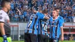 Grêmio iguala melhor fase no ano e embala com 3ª melhor campanha na Libertadores