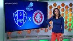 Globo Esporte RS - Bloco 2 - 26/05/2017