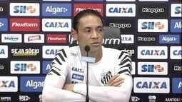 Santos enfrenta o Cruzeiro e confia em retomada de Ricardo Oliveira