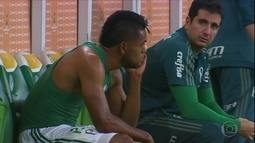Com Borja em baixa, Palmeiras tenta quebrar escrita em clássico