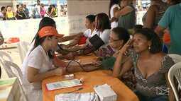 Maranhenses participam de mais uma edição da 'Ação Global'