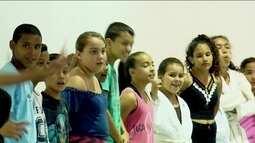 Projeto em Franco da Rocha ensina judô a crianças carentes