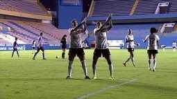 Os gols de Corinthians 10 x 0 São Francisco-BA pelo Campeonato Brasileiro Feminino