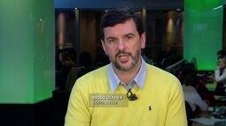 Diogo Olivier analisa o empate do Internacional com o América-MG