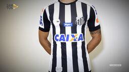 Universo Santástico - Santos lançou sua nova segunda camisa que é cheia de história