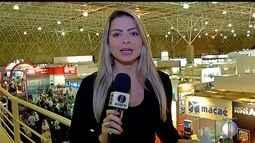 RJ Inter TV 2ª Edição é transmitido da Feira Brasil Offshore, em Macaé, no RJ