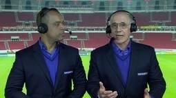 Batista analisa empate sem gols do Internacional contra o Paraná