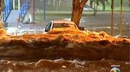 Processo sobre enchentes no Parque do Povo é suspenso