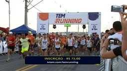 Inscrições para o TEM Running em Sorocaba vão até o dia 4 de julho