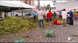 'Feira do Milho' tem movimento intenso na véspera de São João, em Natal
