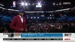 Noite de festa do Draft tem recorde de escolhidos, vaias e estilos