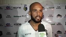 Lateral-esquerdo Maurim é confirmado no elenco do Rio Branco-ES para a Copa ES