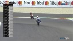 Jorge Martin crava melhor tempo do Qualifying e larga na pole da Moto 3