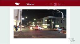 VC no ESTV: morador diz que semáforos não funcionam em horário de pico, no Norte do ES