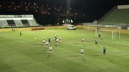 Assista ao gol de RB Brasil 0 x 1 Espírito Santo, pela Série D do Campeonato Brasileiro
