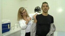 Timóteo libera vacina contra a gripe para população em geral