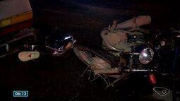 Motociclista morre em acidente em Linhares, ES
