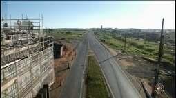 Obras alteram trânsito na Rodovia João Mellão na região de Avaré