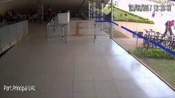Casos de furtos são comuns dentro do campus da UNB do Gama