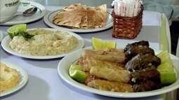 Pratos típicos árabes já fazem parte do cardápio paulista
