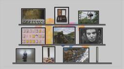 Arte: confira obras da exposição 'Curucu no Parquet'