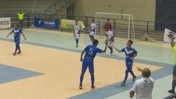 Vivaz e Airton Casarão fazem primeira semifinal do Campeonato Roraimense Sub 20 de Futsal