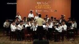 Banda de música juvenil se destaca em apresentações nacionais e internacionais