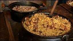 Jornal do Campo mostra preparo de arroz carreteiro e feijão gordo