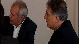 Governador de Minas vai a Perdizes, MG